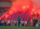 """Video: Futbolbumbu """"Extra"""": """"Riga"""" aizsūta mājās Polijas čempionus"""
