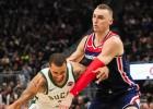 """Peinera sāncense """"Lokomotiv-Kuban"""" piesaista arī NBA uzbrucēju Dekeru"""