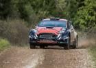 """Mārtiņš Sesks pilotēs Latvijā ražotu rallija auto """"Ford Fiesta NRC"""""""