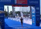 """Leitāne ar 53. vietu triatlona """"Grand Prix"""" finālposmā izpilda pašas izvirzīto mērķi"""