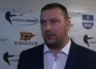 """Video: Tribuncovs: """"Spēlētājiem nepieciešams adaptēties OHL līmenim, turpinājumā progresēsim"""""""