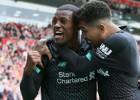 """""""Liverpool"""" izmanto pretinieku vārtsarga kļūdu un turpina uzvaru sēriju"""