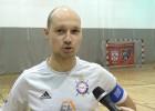"Video: K. Zabarovskis: ""Atgriezos ""Raba"", jo tur sāku telpu futbola karjeru"""