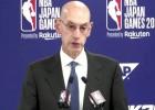 Silvers skaidro NBA nostāju, Ķīna reaģē ar pārbaudes spēļu tiešraižu atcelšanu