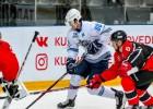 """Aizsarga Ševčenko """"Metallurg"""" Krievijā pārtrūkst sešu uzvaru sērija"""
