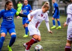 """Rīgas derbijs Olainē: """"Dinamo"""" un """"Rīgas FS"""" izspēlēs sieviešu sezonas pēdējo trofeju"""