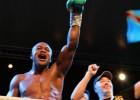 Briedim piederējušo WBC čempiona jostu izcīna Makabu