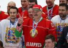 Video: Lukašenko recepte pret koronavīrusu - pareizi elpot, vēlams sporta pasākumos