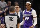 """Arī """"Kings"""" centrs Holmss pārkāpis NBA burbuļa noteikumus un spiests sēdēt karantīnā"""