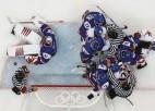 Foto: Vankūveras hokeja turnīrs vīriem. 2. diena