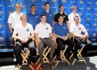 Foto: Jaunie hokejisti gatavojas NHL draftam