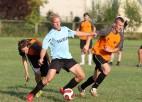 Foto: Ķeguma futbola čempionāta 5. kārta