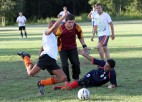 Foto: Futbols Ķegumā