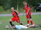 Foto: Ķeguma futbola čempionāta 7. kārta