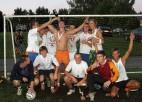 Foto: Ķeguma futbola čempionāts noslēdzies