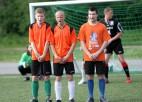 Foto: Ogres novada futbola čempionāts