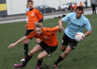 Foto: Ogrē turpinās futbola čempionāts