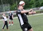 Foto: Turpinās Ogres novada futbola čempionāts
