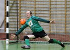 Foto: Ogres telpu futbola sezona atklāta ar zibensturnīru
