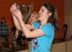 Foto: Ādažnieces kļūst par čempionēm