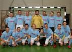 Foto: Startējis Ogres novada atklātais čempionāts telpu futbolā