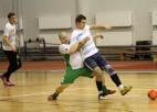 Foto: Ogres futzāla čempionātā noslēdzies regulārais turnīrs
