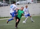 Foto: Ogres futbola čempionātā aizvadīta 2.kārta