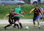 Foto: Ogres futbola čempionāta 3.kārtas spēles