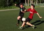 Foto: Ogres futbola čempionāta 8.kārta