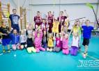 Foto: Junioru izlases kandidāti viesojas Valmieras un Kocēnu pamatskolā
