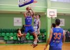 "Foto: ""Pro Laurus/OG3R"" sakauj Ogres Basketbola skolas komandu"