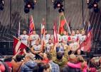 Foto: Latviešiem pirmās trīs vietas Ziemeļvalstu spēkavīru turnīrā