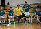 """Foto: """"FK Fortūna"""" pēcspēles sitienos pārspēj """"OCSK"""""""