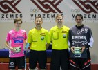 """Foto: """"Valmiera"""" pret """"SC Classic"""" - bez goda vārtiem"""