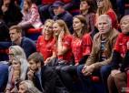 """Foto: """"Valmiera"""" viesos pārspēj """"Lekringu"""" un izvirzās vienvadībā"""