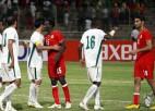 Bahreina un Saūda Arābija pirmajā spēlē uzvarētāju nenoskaidro