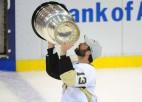 Gerins <i>kar slidas vadzī</i> pēc 18 sezonām NHL