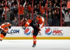 """""""Flyers"""" bez Bārtuļa pagarinājumā apspēlē """"Capitals"""""""