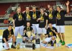 "YA CUP finālā Baško 38 punkti, bet uzvar ""Dolāri"""