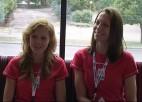 Video: Agata un Marta: lieliskās Latvijas pavadones Polijā