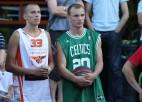 Izšķirošie notikumi Vasaras ielu basketbola čempionātā