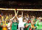 Lietuva vēlas rīkot Olimpiskās kvalifikācijas turnīru