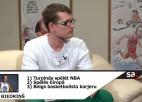 Video: SA+ basketbols:  Biedriņa karjeras trīs attīstības virzieni