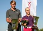 "Eihmanis un Dobele uzvar ""Latvian Open"" amatieru golfa turnīrā"