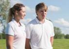 Eihmanis un Švanka vēlreiz uzvar Latvijas Amatieru golfa čempionātā