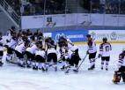 Latvijas hokejisti sakauj japāņus un cīnīsies par piekto vietu universiādē