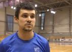Video: Ikstens: ''Mums ir jāpierāda, ka esam labākā Latvijas komanda''
