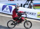 Četri Latvijas BMX braucēji kvalificējas Eiropas čempionāta izšķirošajām cīņām