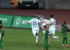 """Video: """"Riga FC""""  uzvar """"Metta/LU""""  un pievienojas  FK """"Ventspils"""" Latvijas kausa izcīņas finālā"""