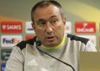 Kazahstānas trenerim patīk Latvijas izlases organizācija un demonstrētais futbols
